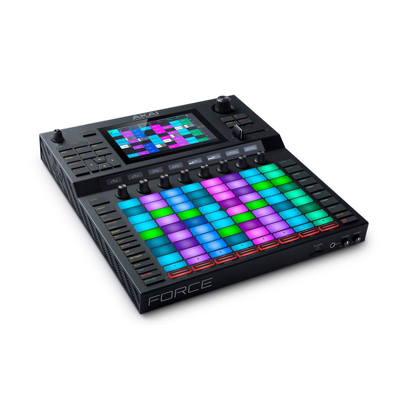 Akai Pro Force Standalone Music Production/DJ Performance System