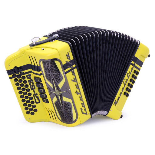 Cantabella Revolution 534 EAD Matte Yellow - 5 Switches