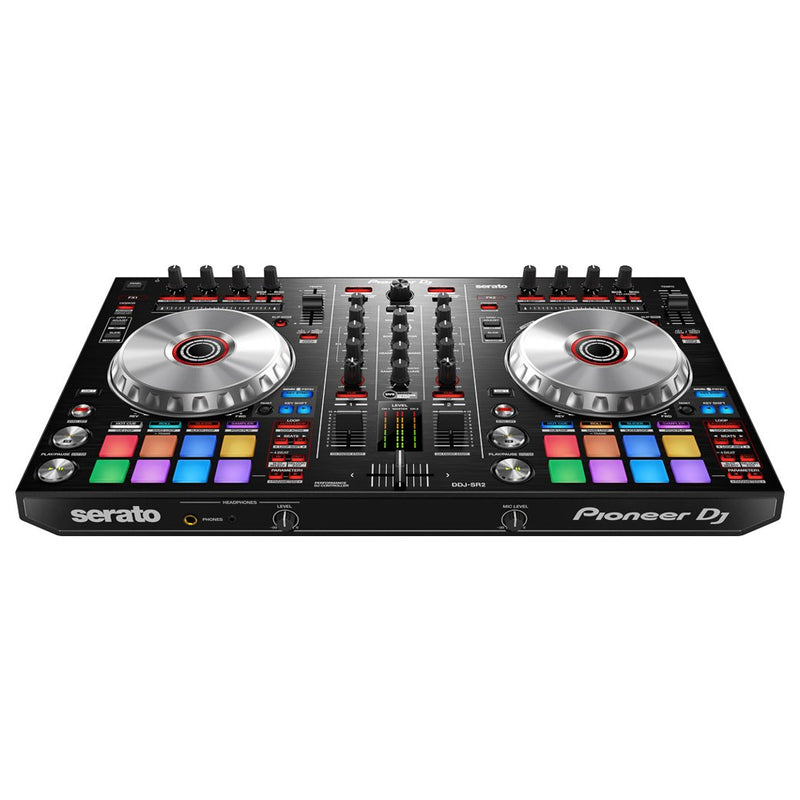 Pioneer DDJ-SR2 2-Channel Controller for Serato DJ Pro