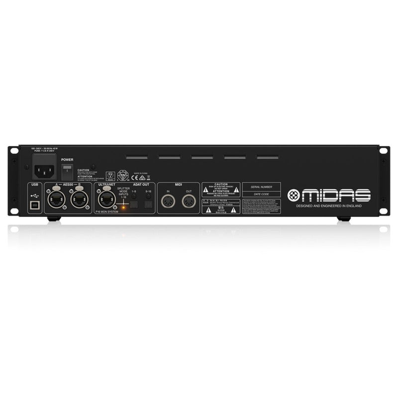 Midas DL16 Digital Output Stage Box