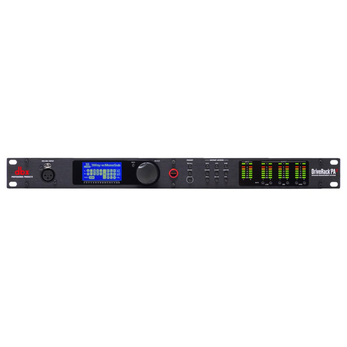 DriveRack PA2 Full Speaker Control System
