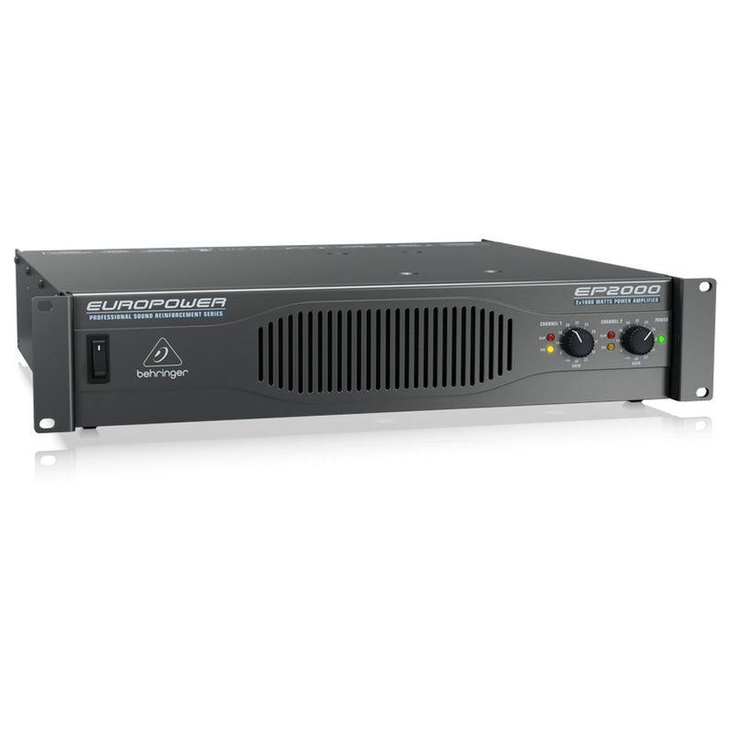 EUROPOWER EP2000 Amplifier