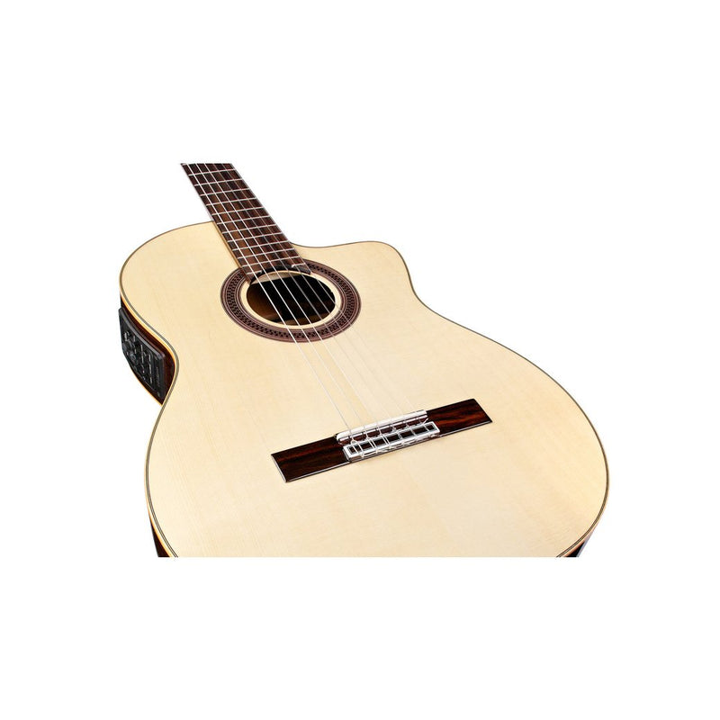Cordoba GK Studio Acoustic/Electric Guitar Black