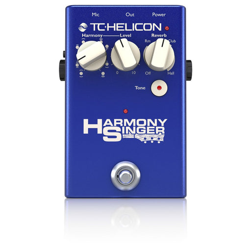 TC Helicon Harmony Singer 2 Voice Effects Pedal