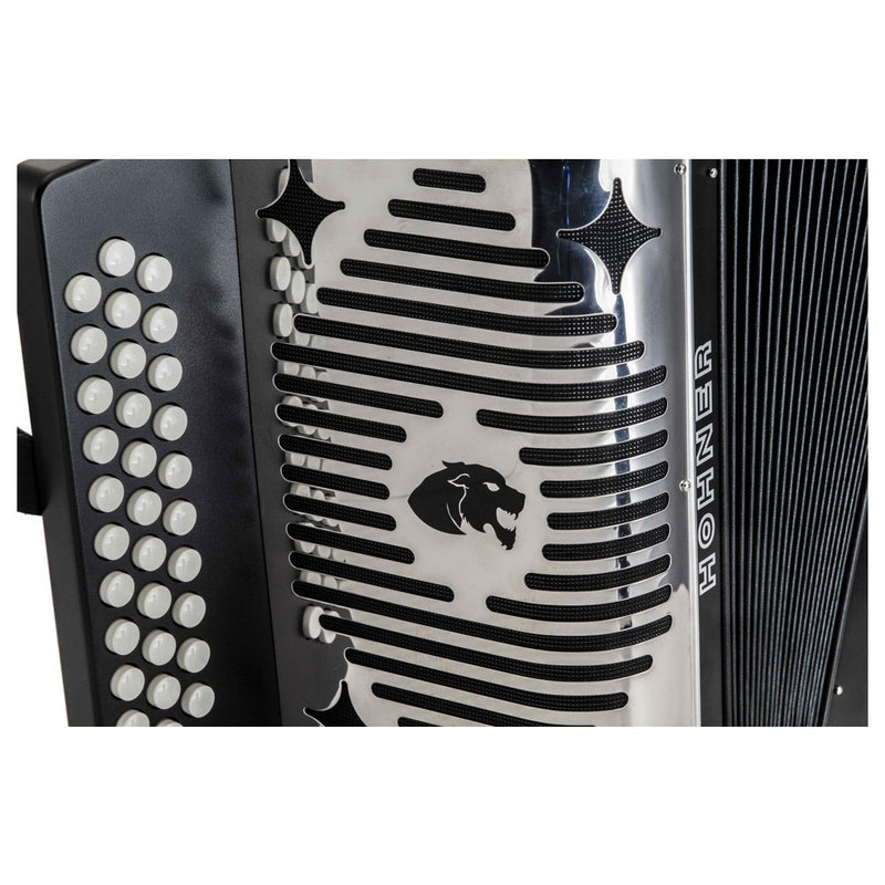 Hohner Panther FBE with Hohner Accordion Bag