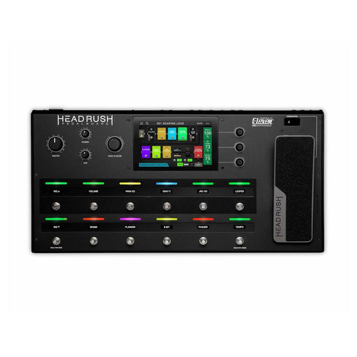 Headrush Console for Effects Pedal