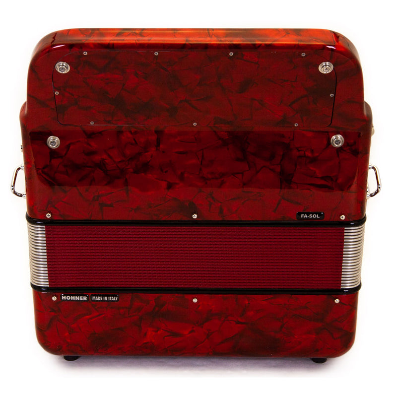 Anacleto Rey del Norte 6 Switches FBE and EAD Pearl Red Compact