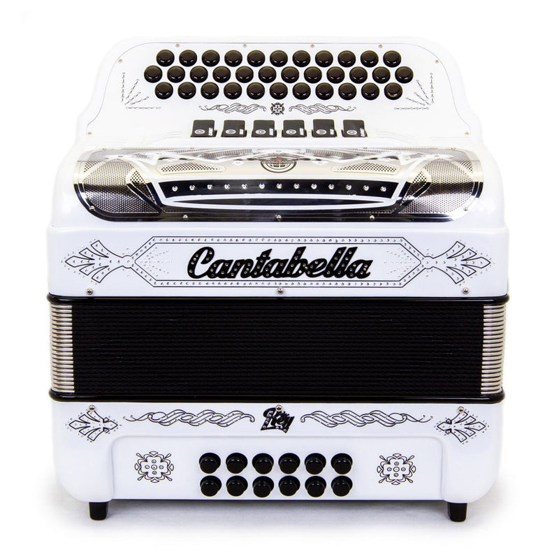 Cantabella Rey II FBE and EAD - 6 Switches White
