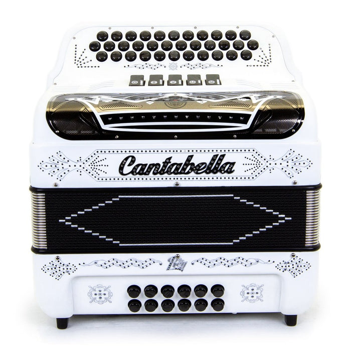 Cantabella Rey II EAD - 5 Switches Matte White