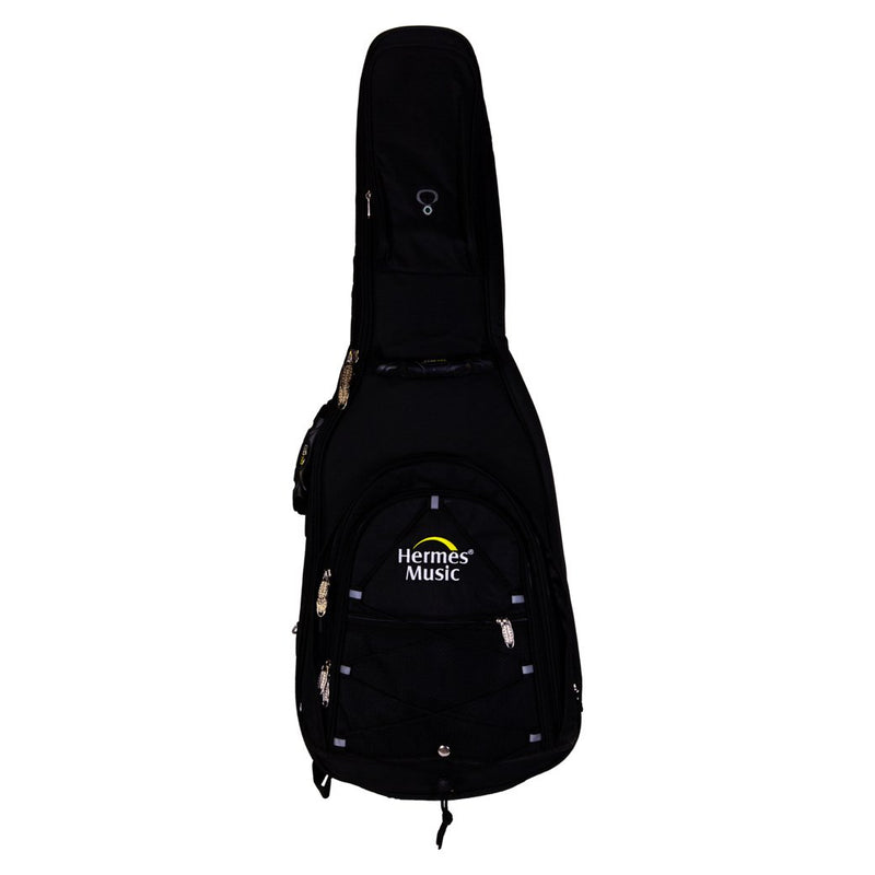 Pro-Lok Gig Bag for Electric Guitar with Backpack - Black
