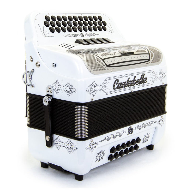 Cantabella Rey II EAD - 5 Switches White