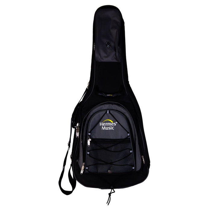 Pro-Lok Gig Bag for Bass with Backpack - Gray