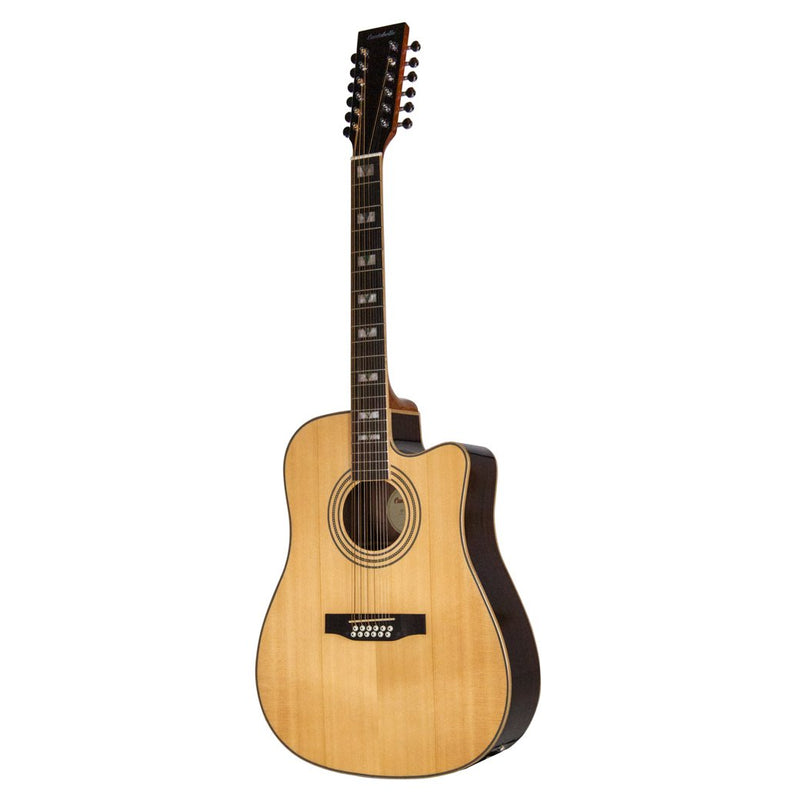 Cantabella D' La Sierra 12 String Acoustic/Electric Guitar