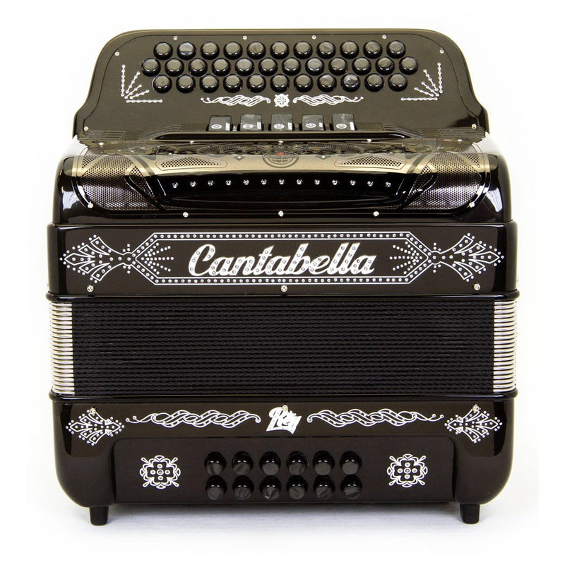 Cantabella Rey II FBE - 5 Switches Black