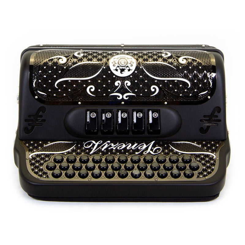Sonola Venezia II FBE - 5 Switches Matte Black