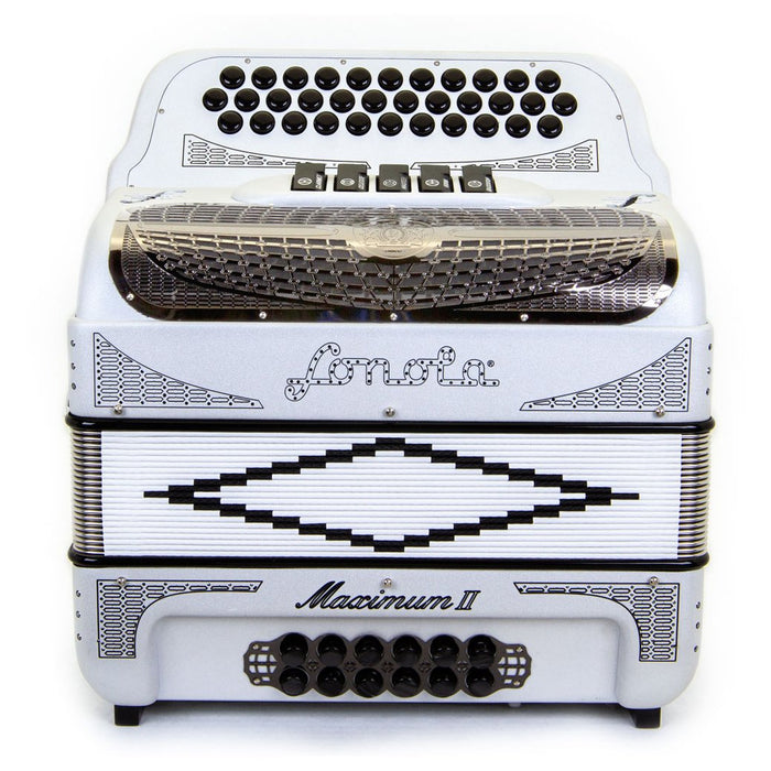 Sonola Maximum II FBE - 5 Switches White