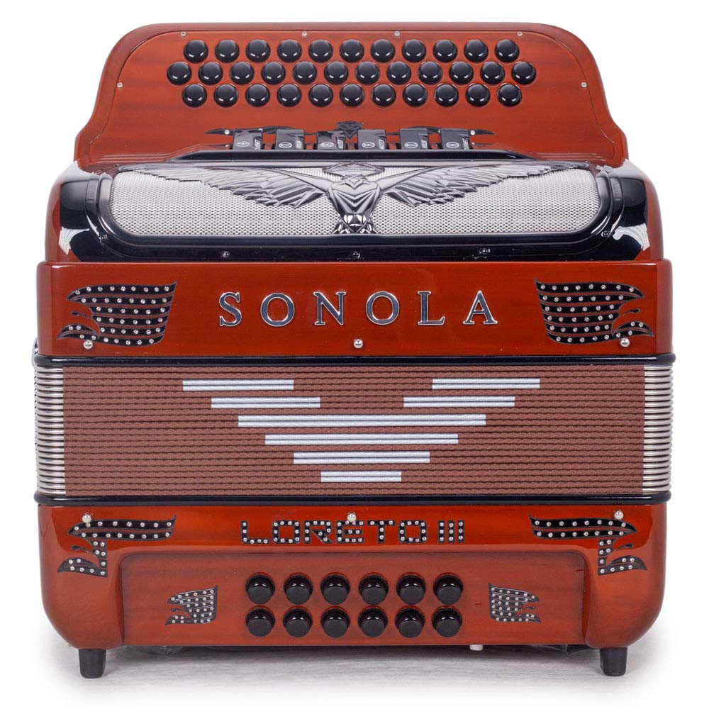 Sonola Onlywood Loreto III  FBE / EAD Brown with Black
