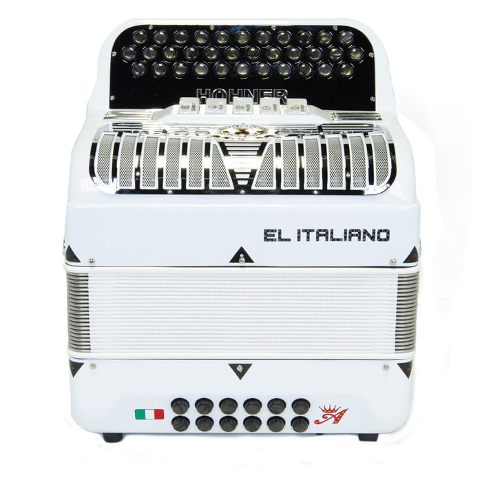 Anacleto El Italiano III EAD 5 Switches White