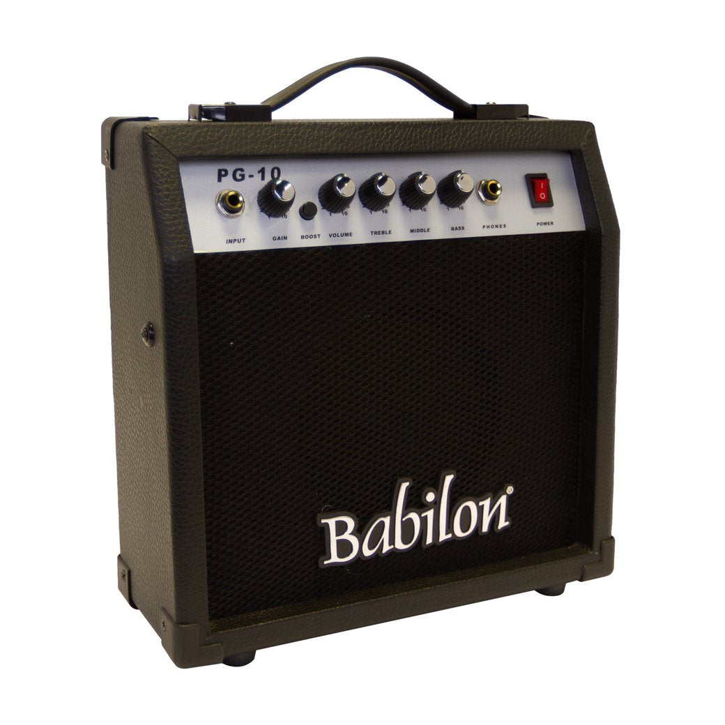 Babilon Electric Guitar Bundle Sunburst