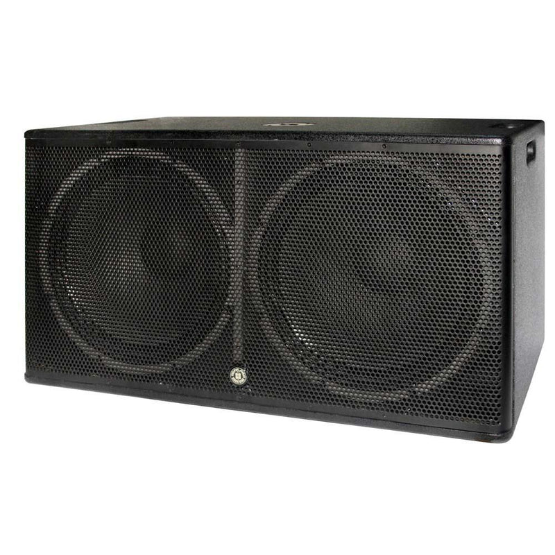 Club Line Array Topp Pro Package For 300 People