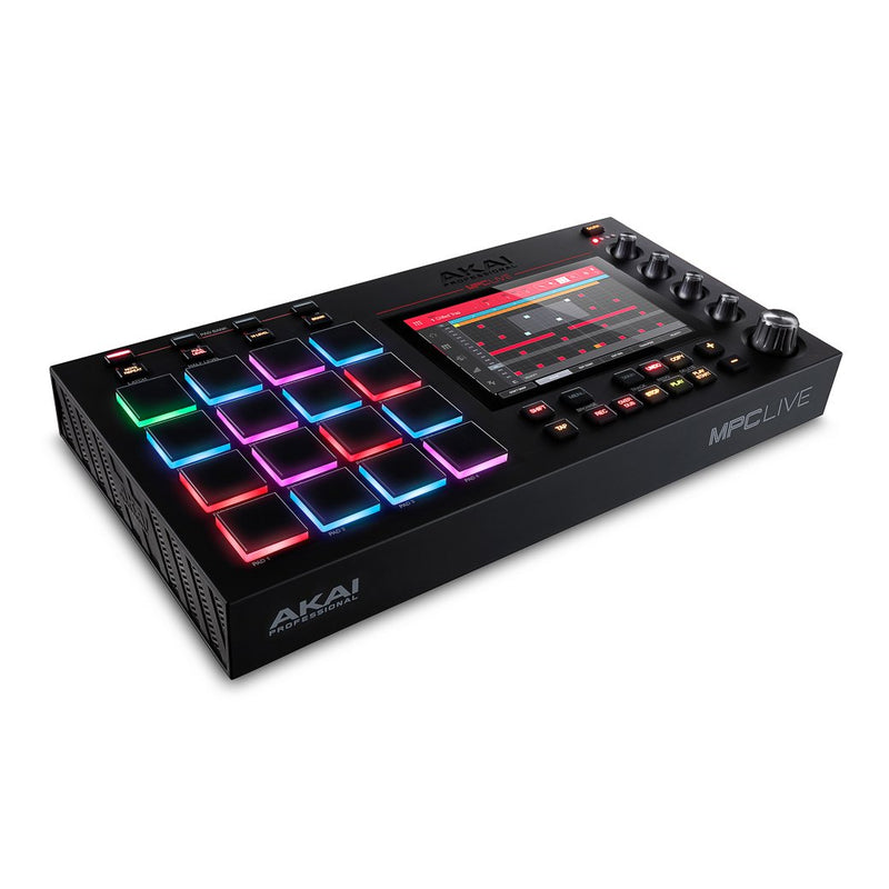 Akai MPC Live Sequencer