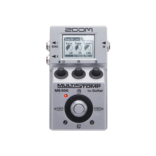 Zoom MS-50G Pedal de Guitarra