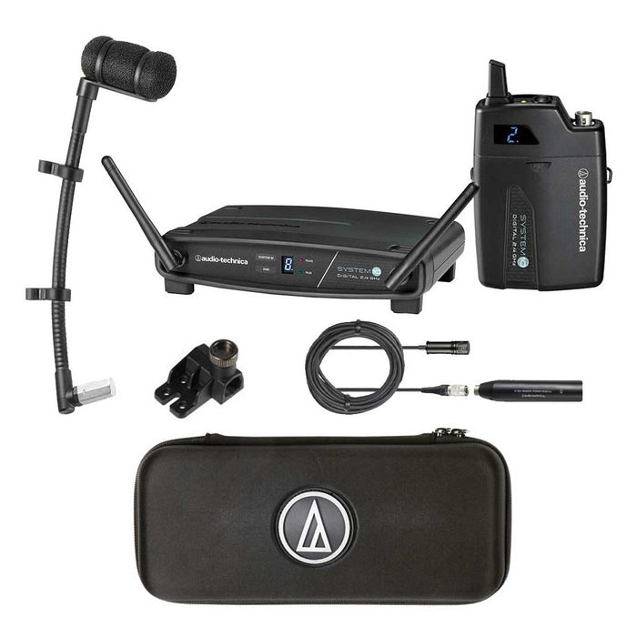 Audio Technica ATM350S Wireless Microphone System