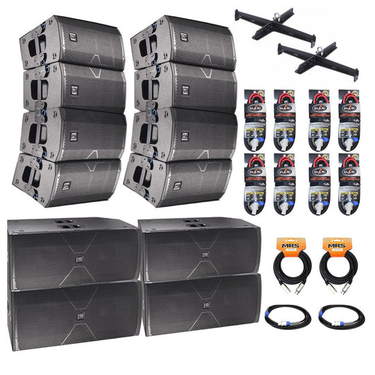 DAS 8 Vantec 20A and 4 Vantec 218A Bundle