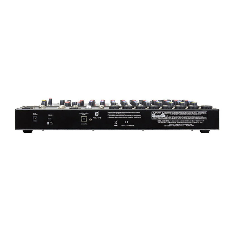 Peavey PV14AT 14-Channel Mixer with Bluetooth and Antares Auto-Tune