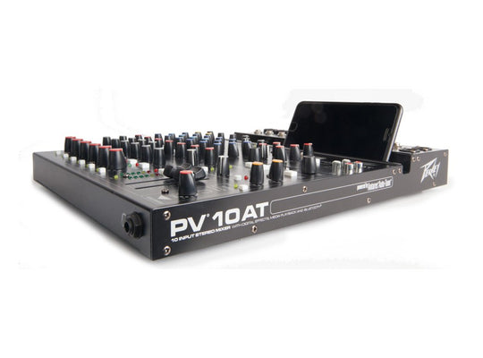 Peavey PV 10 AT Analog Mixer with Auto-Tune