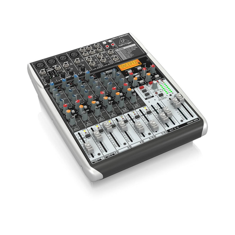 Mixer with Microphone Bundle