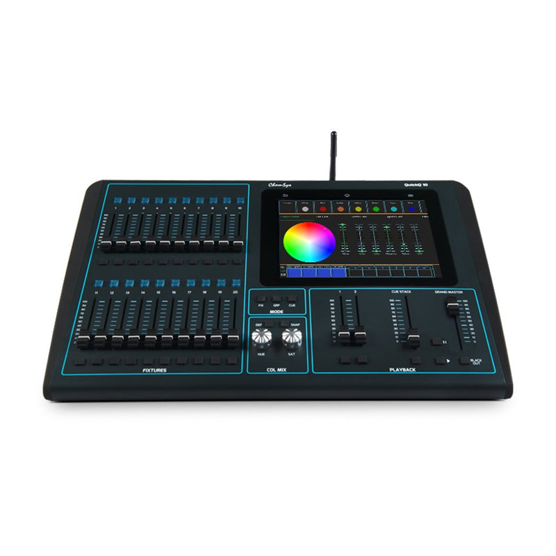 ChamSys QuickQ 10 Console