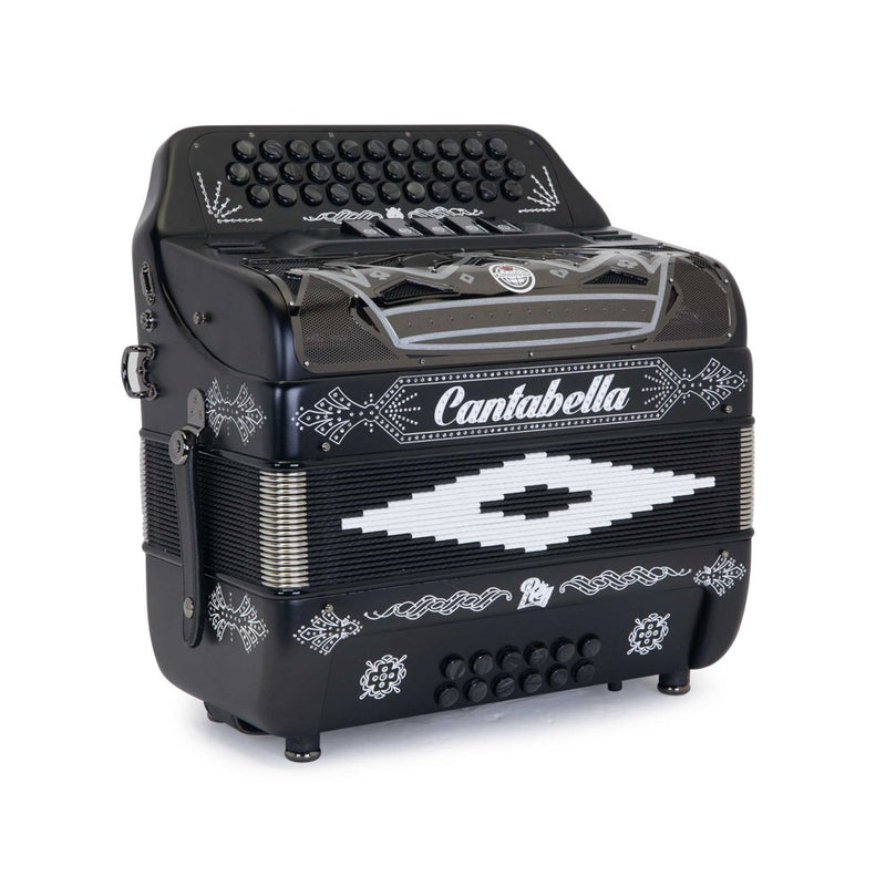 Cantabella Rey II FBE 5 Switches Matte Black