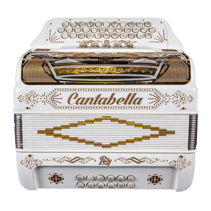 Cantabella Rey II EAD 5 Switches White