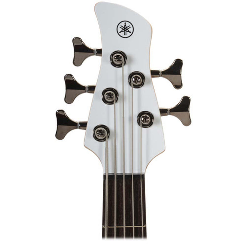 Yamaha TRBX305 WH 300-Series 5-String Electric Bass (White)
