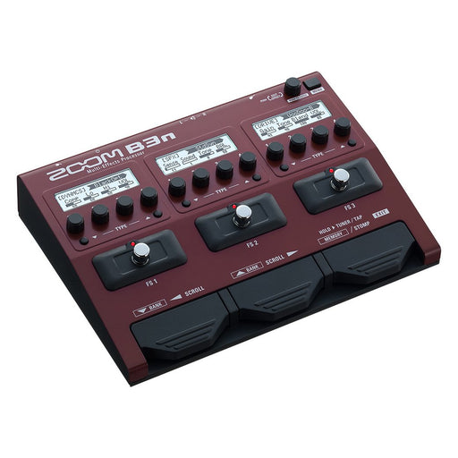 Zoom B3-N Multi Effects Processor
