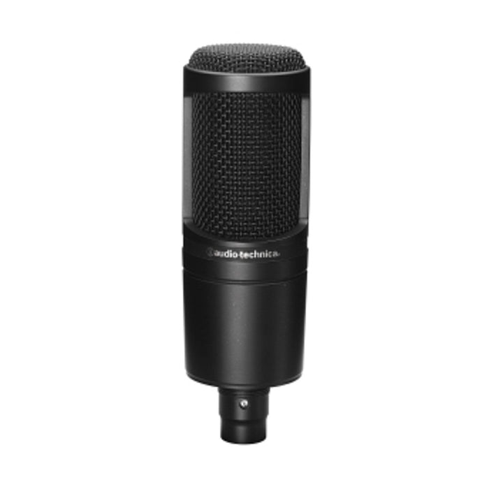 Audio Technica AT2020 Studio Condenser Microphone