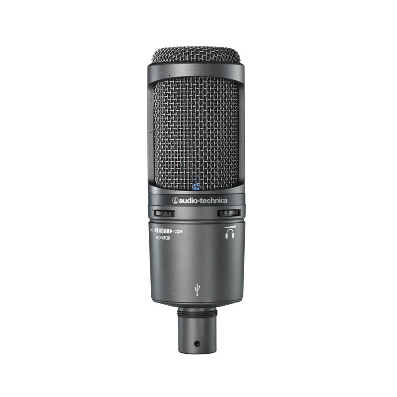Audio Technica AT2020USB+ USB Cardioid Condenser Microphone