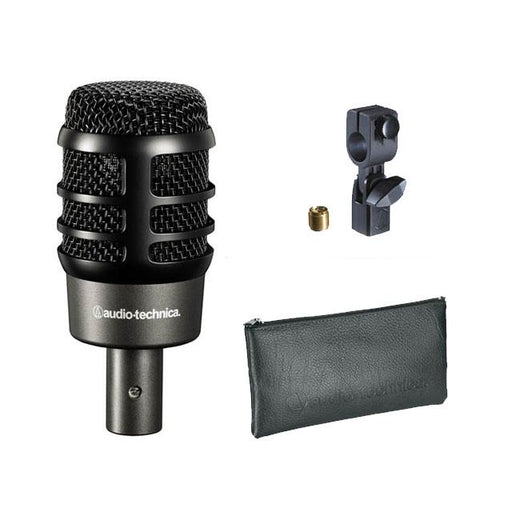 Audio Technica Dynamic Hypercardioid Microphone For Instruments
