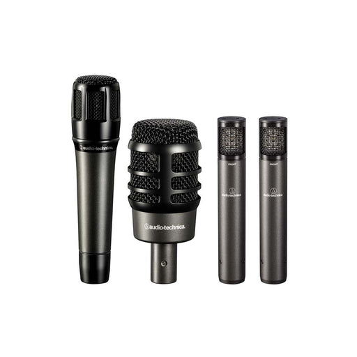 Audio Technica ATM-DRUM4 Drum Mic Pack