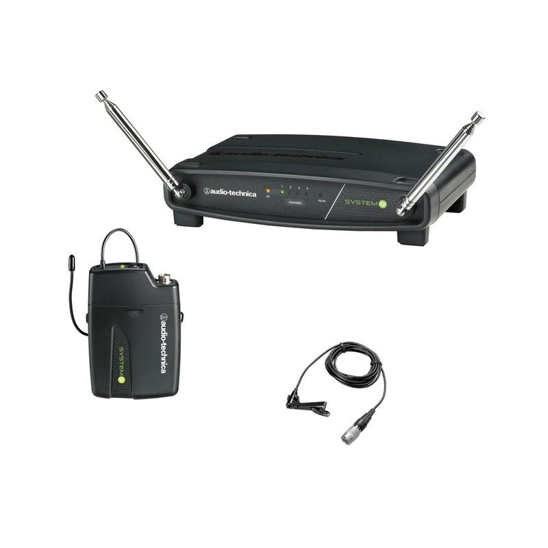 Audio Technica ATW-901A/L System 9 Lavalier Microphone System