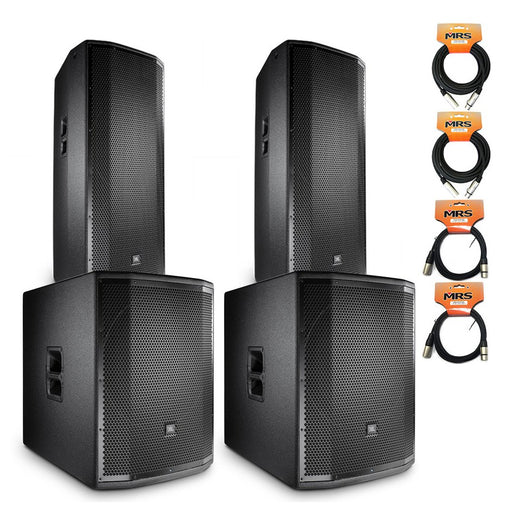 JBL PRX Package for 300 People