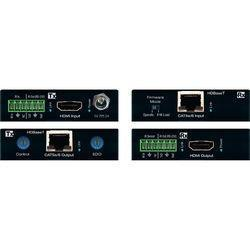 Key Digital HDBaseT 4K HDMI Extender Set with PoE, HDR & HDCP 2.2