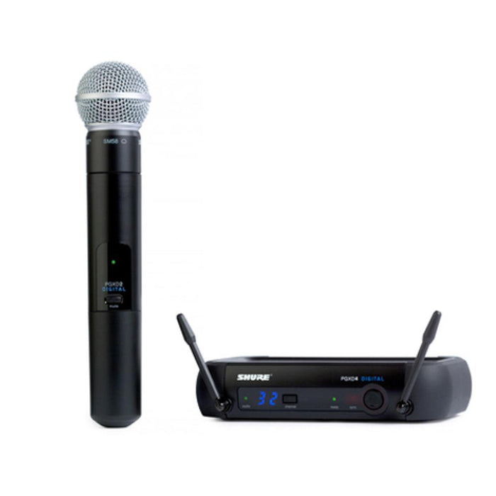 Shure PGXD24/SM58 Digital Wireless Microphone System