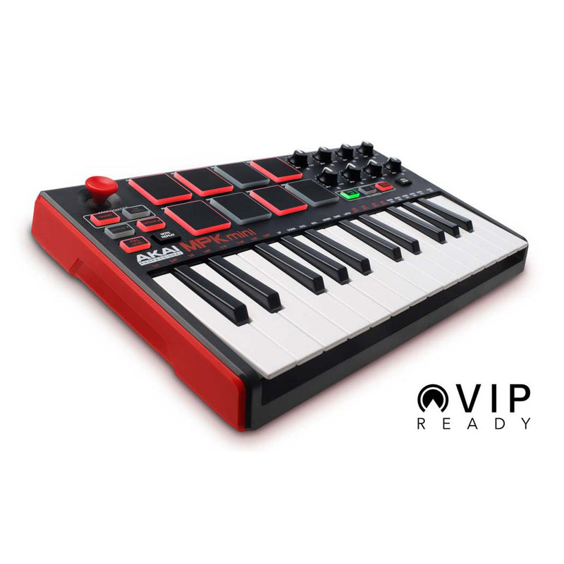 Akai MPK Mini MKII Compact Keyboard and Pad Controller