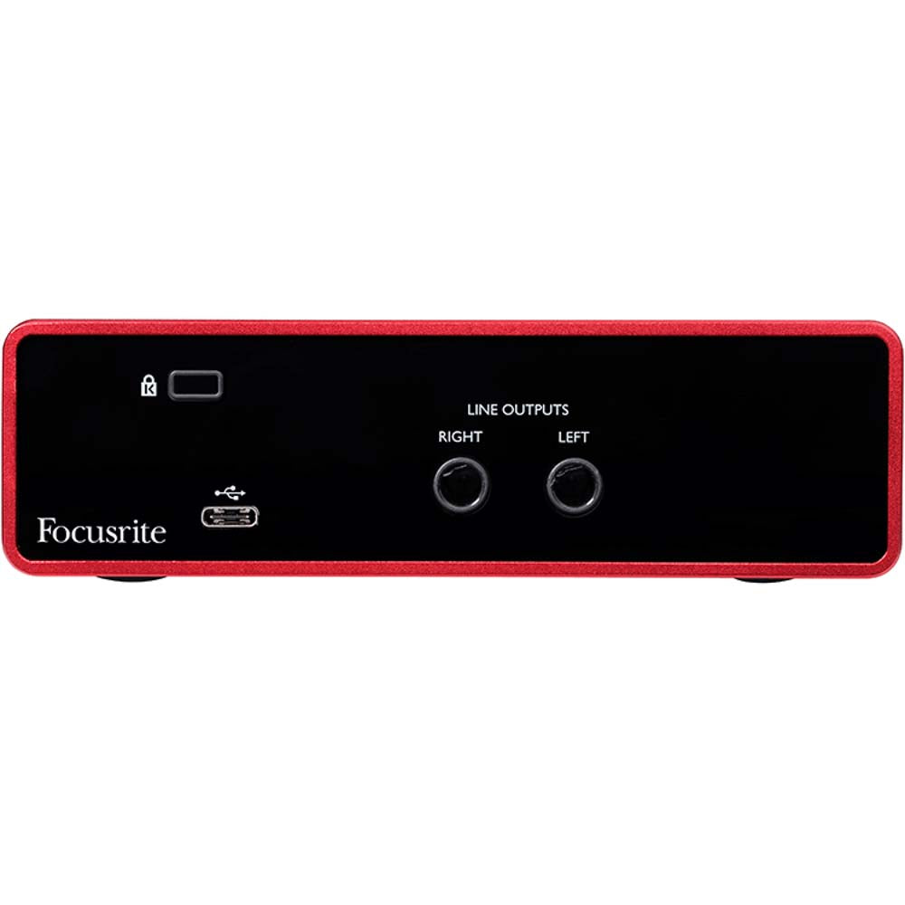 Focusrite Scarlett Solo 3rd Gen USB Audio Interface
