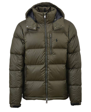 Polo ralph lauren-Polyamide Down Jacket-#710671226003
