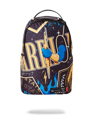 Bag Sprayground® NBA LAB Warriors Bolt Arm Backpack - Simons Sportswear