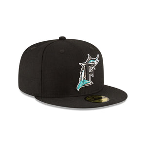 New Era Florida Marlins World Series Wool 5950 Fitted Hat