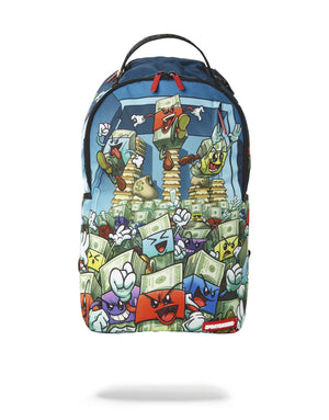 Sprayground® Money Boys: The Break Out Backpack - Simons Sportswear